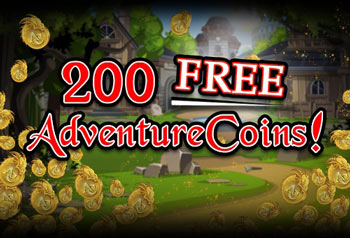 200 free adventure coins valentines day gift mmo aq worlds