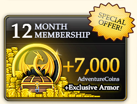 12 month membership bundle for online games