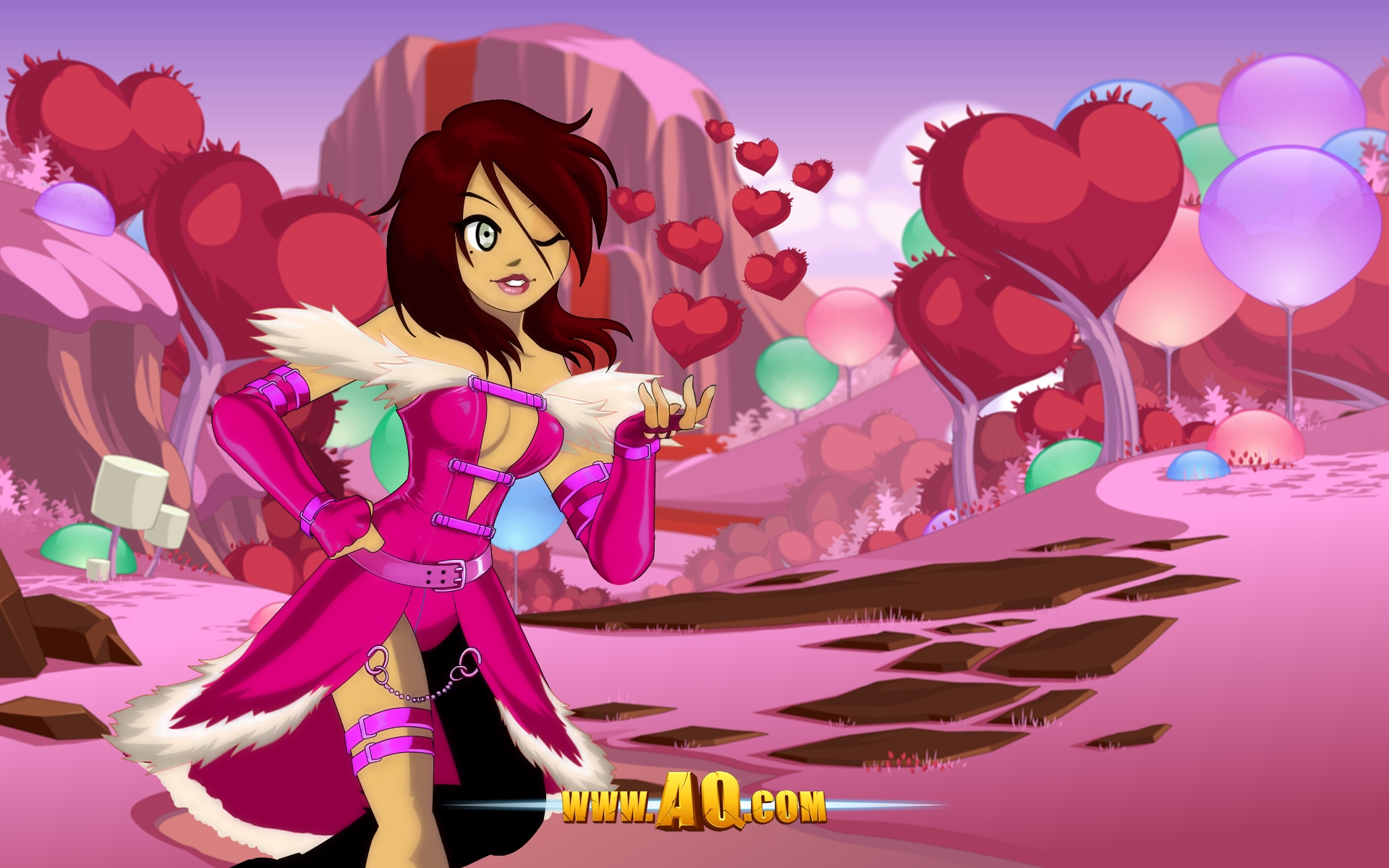 Beleen Valentines Day Wallpaper 1