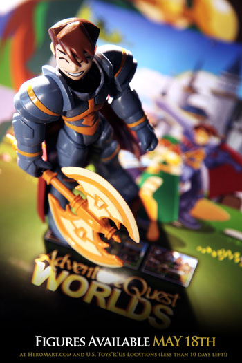 Artix Action Figure