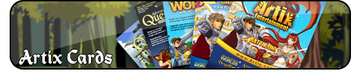 Artix Game Cards