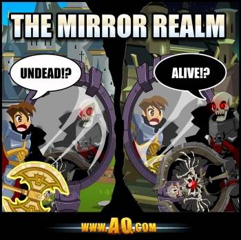 Mirror realm Undead Artix