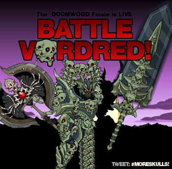 BATTLE VORDRED!