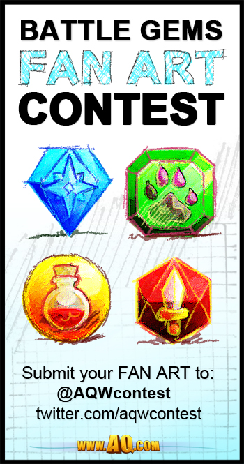 Battle Gems fan art contest