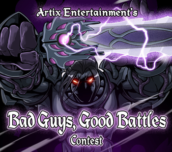 Bad Guys Good Battle Contest
