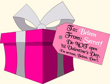 Beleens present