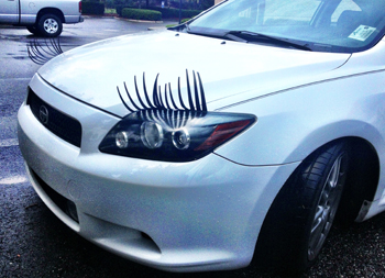 Beleen tc car eyelashes