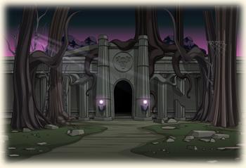 Warlock town