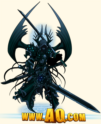 Dage's OathKeeper Armor Set in online fantasy games