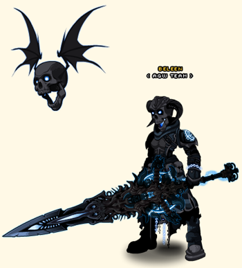 Dage Birthday forge