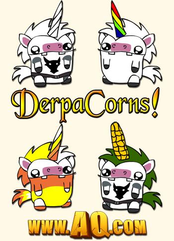 BrutalCorn Unicorn pets