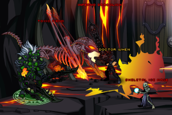 aqw how to get to shadow of the past