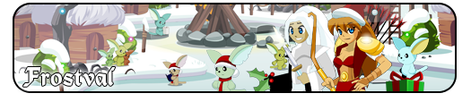 Frostval holiday in online adventure game AdventureQuest Worlds