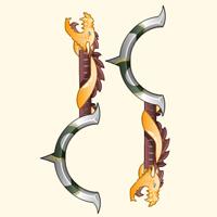 reversed revenge daggers dragon games