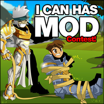 CAN I HAS MOD?
