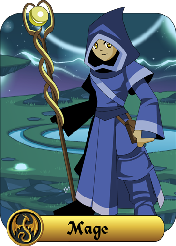 Mage Of Aq Worlds