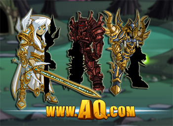 Rare Items Gravelyn Paladin Doomknight