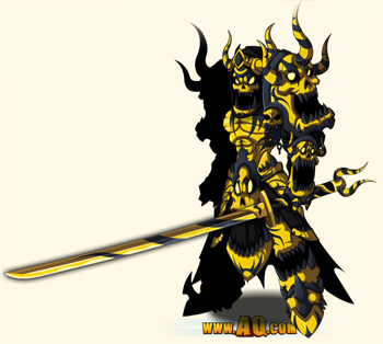 Shadowfire Armor Set