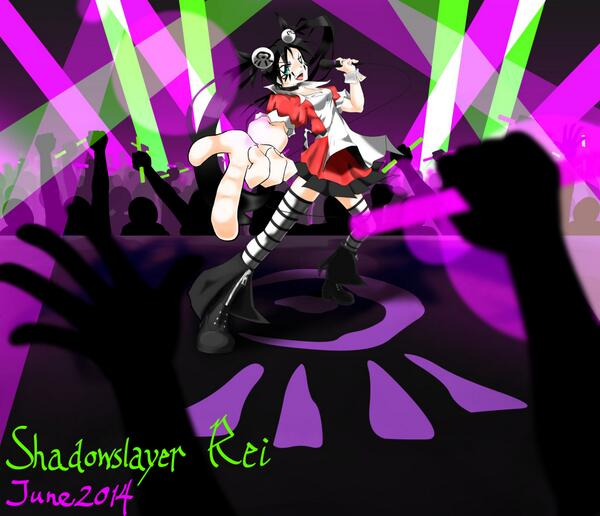 Shadowslayer Rei kimberly concert