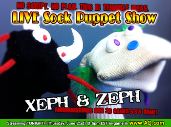 Sock Puppet Show