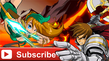subscribe youtube Artix Entertainment video game channel battle on