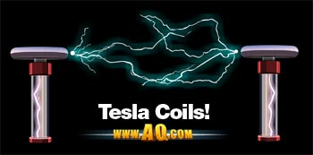 Tesla Coils for ArcAttack Event