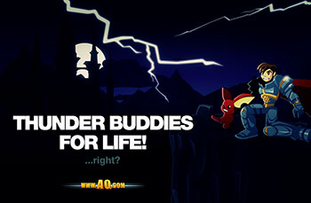 Thunder Buddies for Life?
