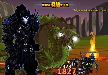 Soul Cleaver Dragon Battle Fantasy Game fight