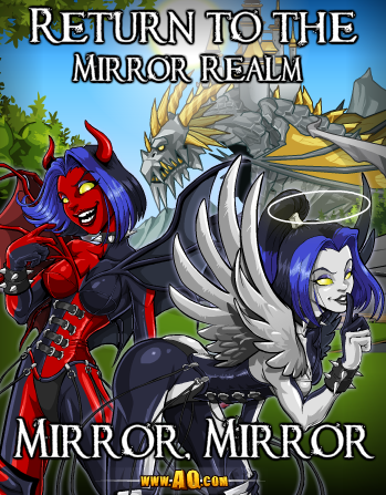 Return to the Mirror Realm in AQW