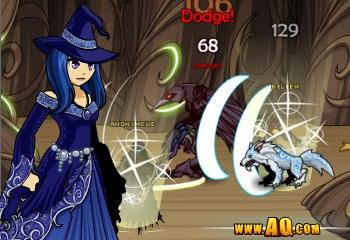 Fantasy game magic school