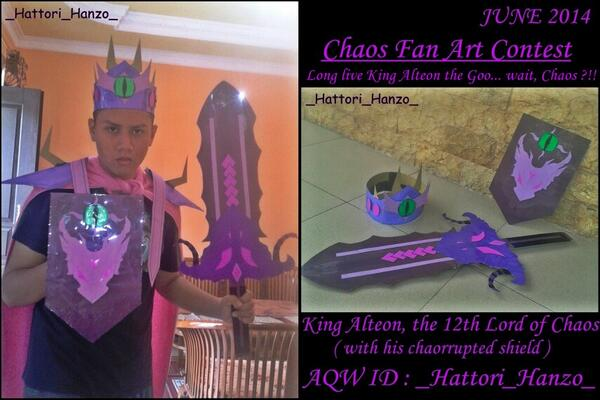 king alteon cosplay