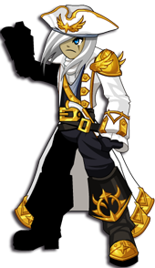 Brilliant naval commander