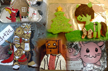 Artix creative cookie contest winners from previous years