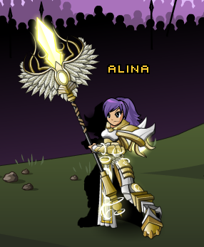 Paladin gear