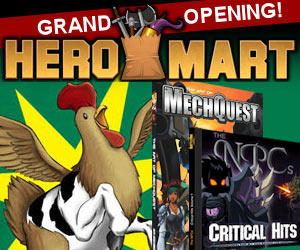 Hero Mart Grand Opening