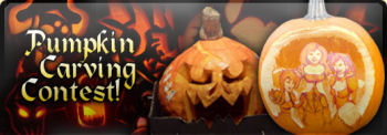 pumpkin banner