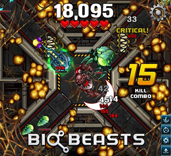 BioBeasts-mobile-action-gameplay