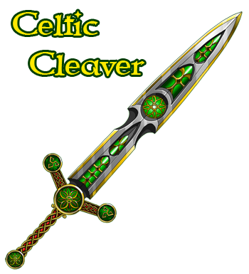 Celtic Cleaver