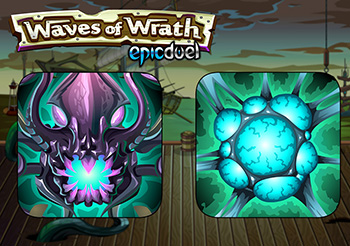 Waves of Wrath Cores