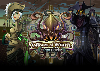 Waves of Wrath Story Begins!