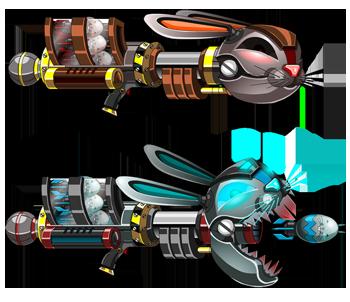 Bye Eggzookas!