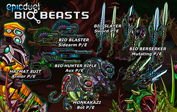 EpicDuel-BioBeasts-PvP-MMO-Promotional-Pack
