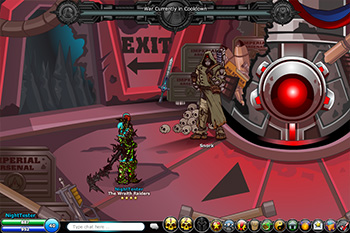EpicDuel-PVP-Browser-MMO-Harvest-Event-Snork