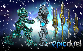 EpicDuel-PvP-Browser-MMO-armors-and-weapons