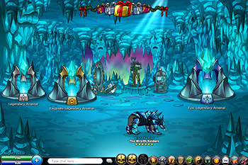 EpicDuel-PvP-Browser-MMO-legendary-shop-titans-peak