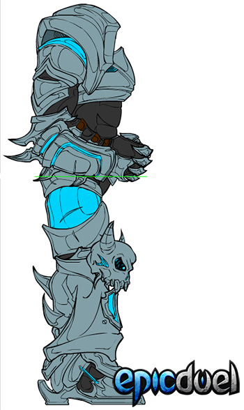 EpicDuel-PvP-Browser-MMO-new-deuce-winter-armor