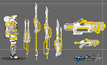 EpicDuel-PvP-Browser-MMO-new-seth-winter-set