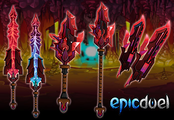 EpicDuel-PvP-MMO-infernal-code-items