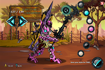 EpicDuel-heartbreaker-saga-2-MMO-pvp-browser-event-the-endless-armor-style