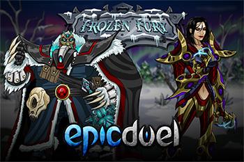 Frozen Fury Begins!